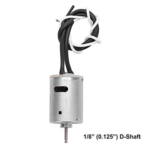 RV Vent Motor - 12 Volt Power Fan Vent Replacement Motor ...